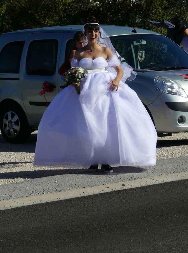 Qui va porter des baskets pour son mariage ? - 1