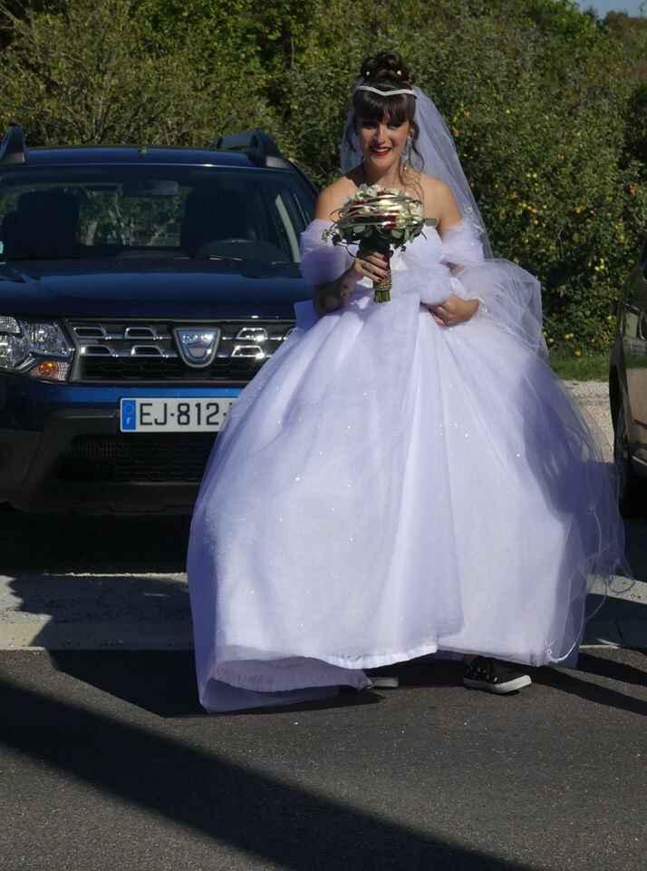 Qui va porter des baskets pour son mariage ? - 2