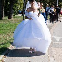 Robe de mariée : blanche ou ivoire - 1