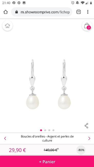 Vente Mitzuco / perles sur showroom 3