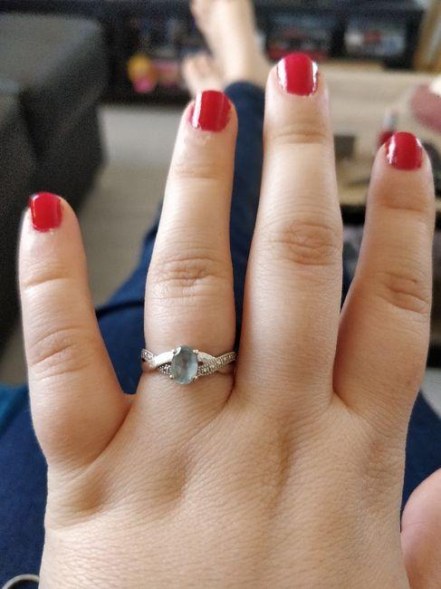 Partage ta bague de fiançailles !! 💍 😍 22