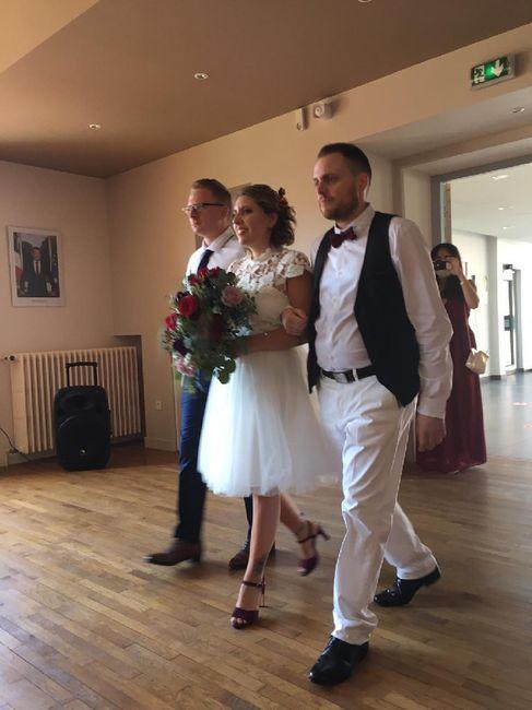 Entrée de la mariée - 1