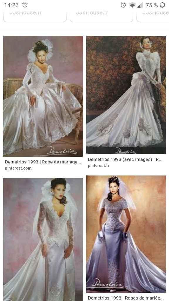 La robe de votre année de naissance 🍼 - 1