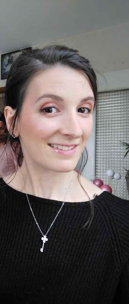 Essais coiffure et maquillage validés ! - 3
