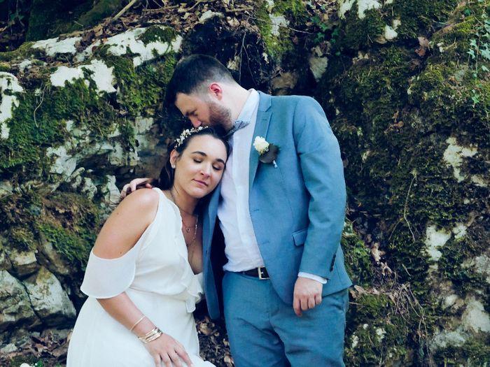 Premier mariage 😁 1