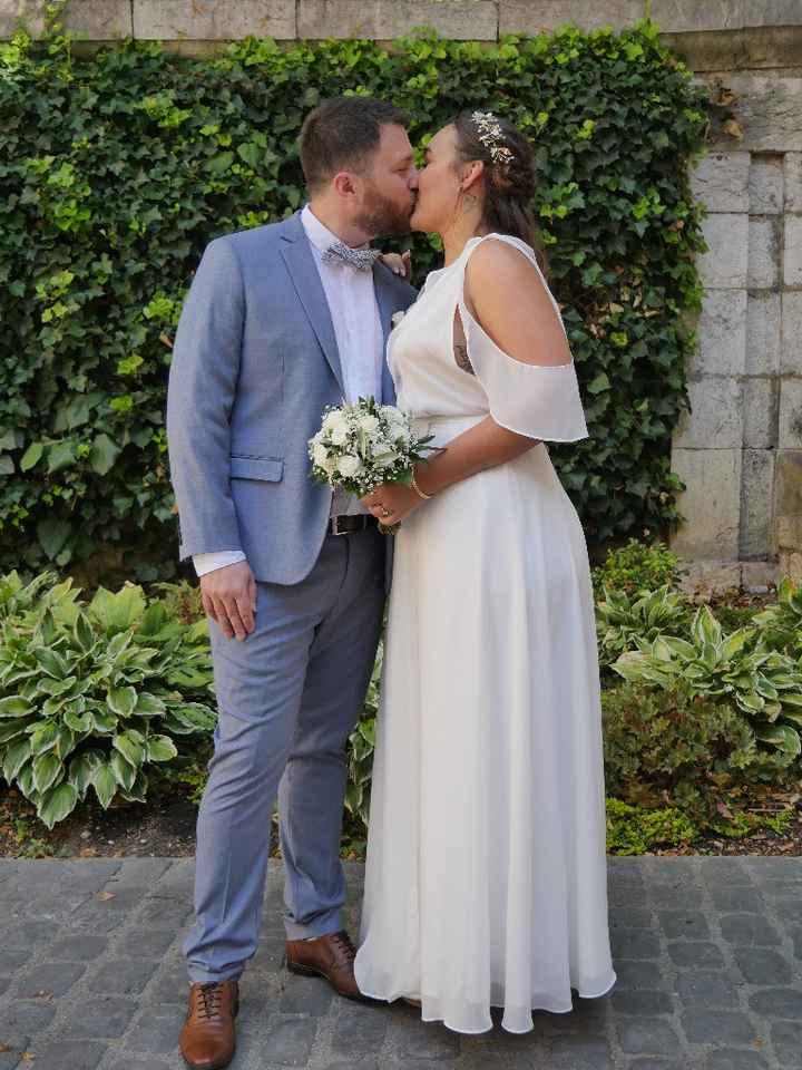 Premier mariage 😁 - 6