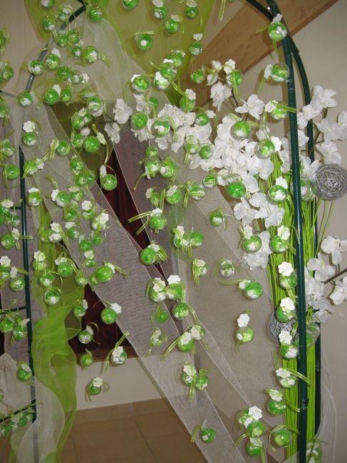 Decoration D Une Decoration En Arche Autour De Porte