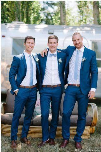 Mariage inspiration camaïeu de bleu 9