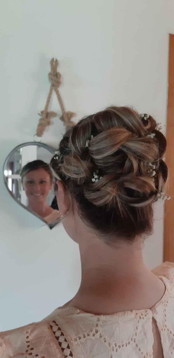 Essais coiffure et maquillage! - 1