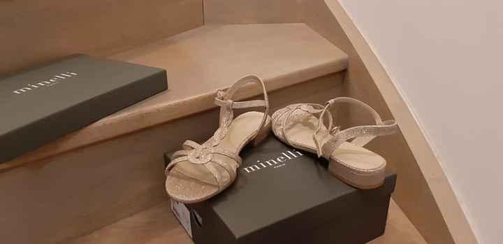Quelles chaussures ? 🙆♀️ - 2