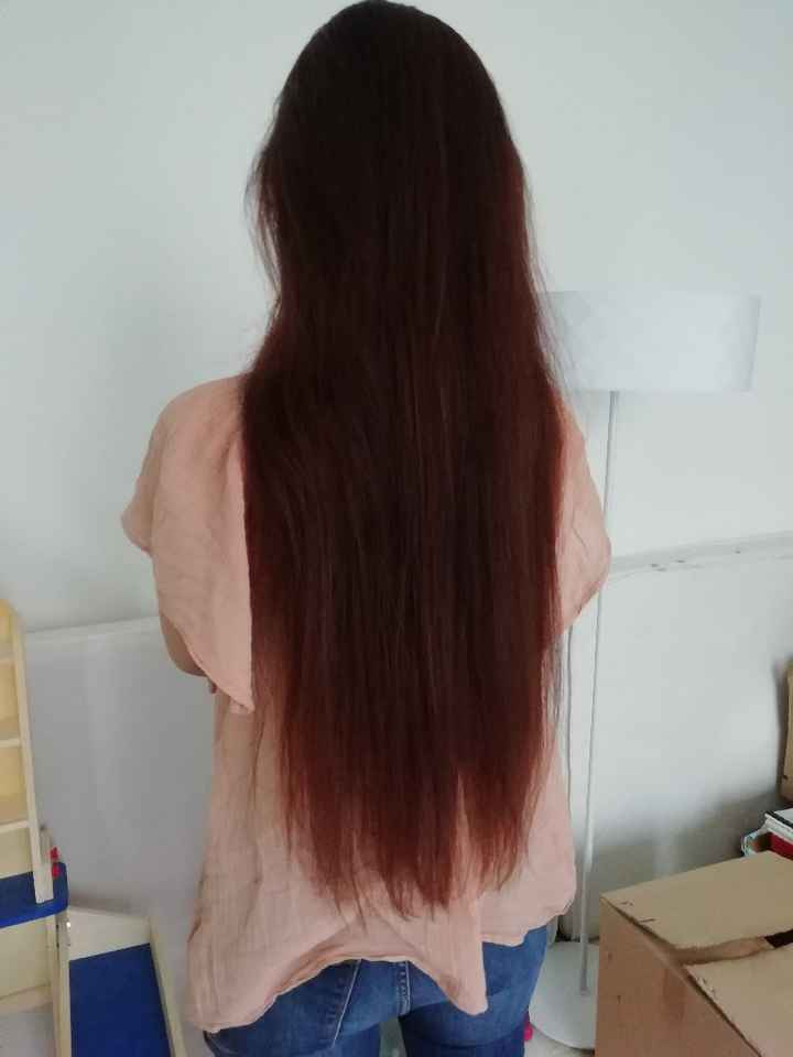 Cheveux à 1an, quels soins ? - 1