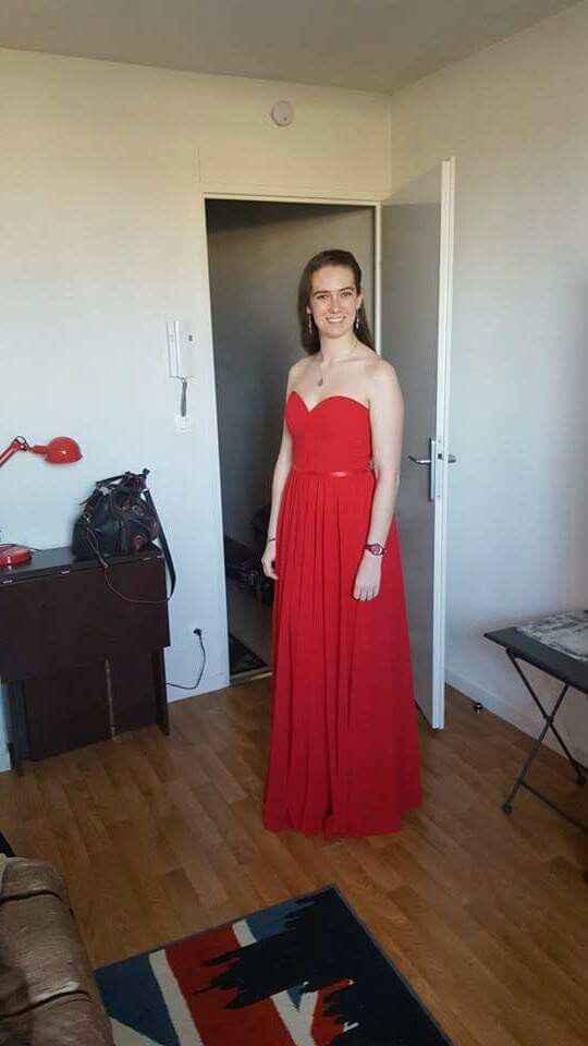 Robes demoiselle d'honneur - 1