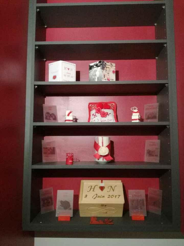 Notre étagère à souvenirs - 1
