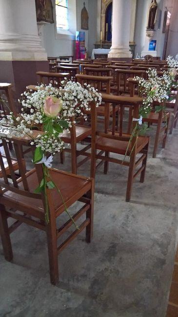 Décoration Eglise 1