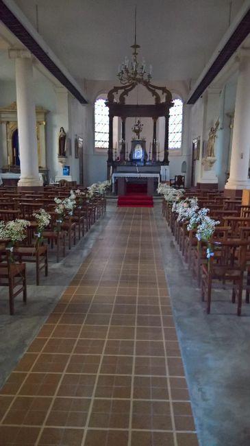 Décoration Eglise 2