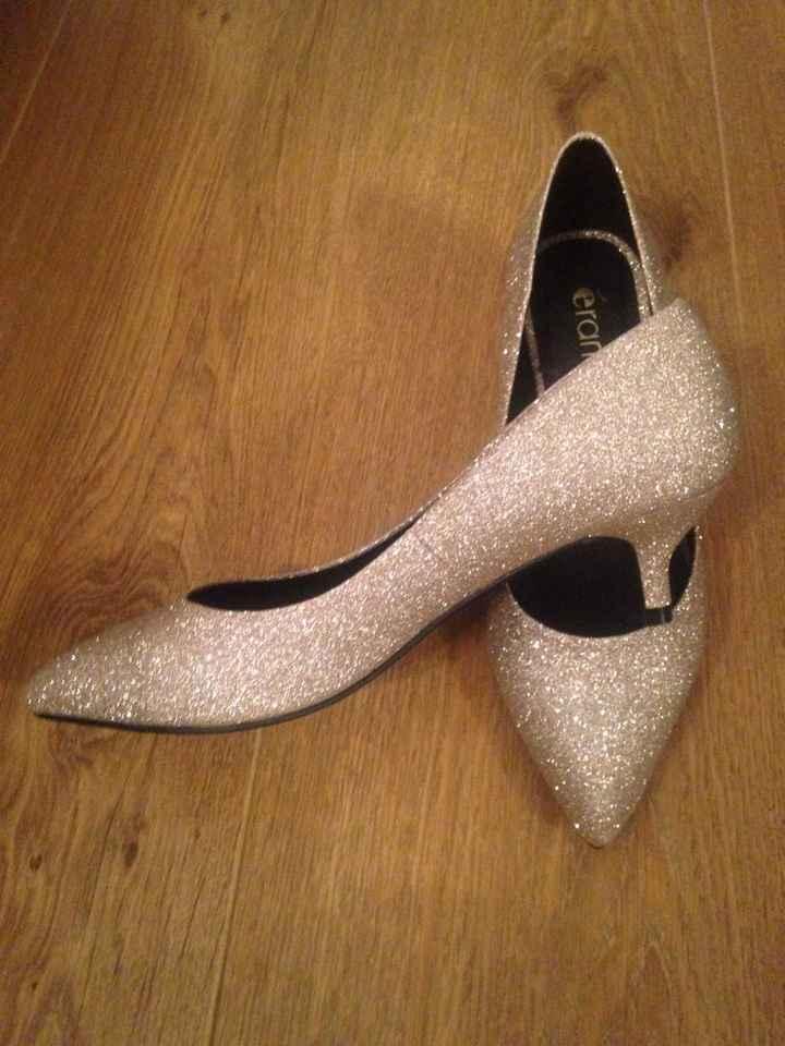 Chaussures achetées - 1