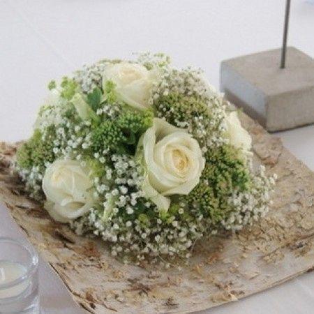 idée déco, bouquet de la mariée !