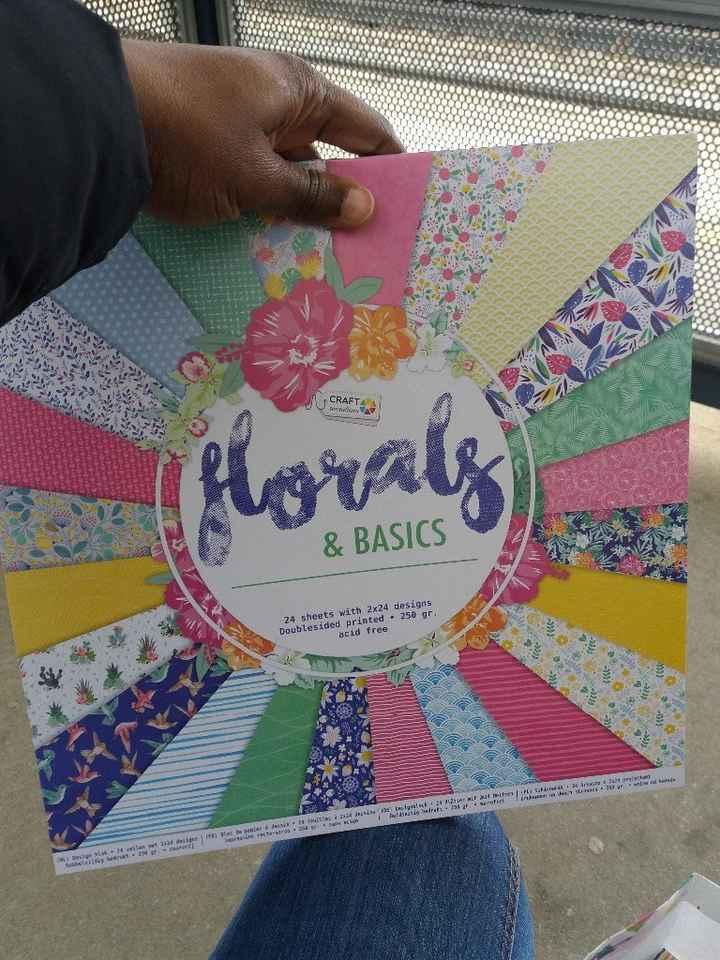 carnet de feuilles cartonnées décorées format genre A4