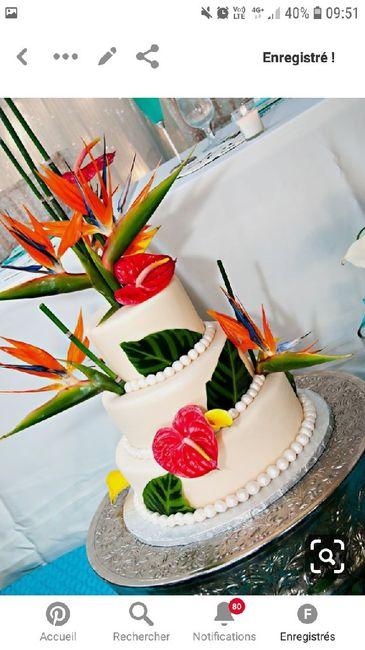 Mariage thème «tropical / exotique chic» 8