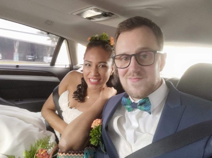 Mariés du 31 octobre 1