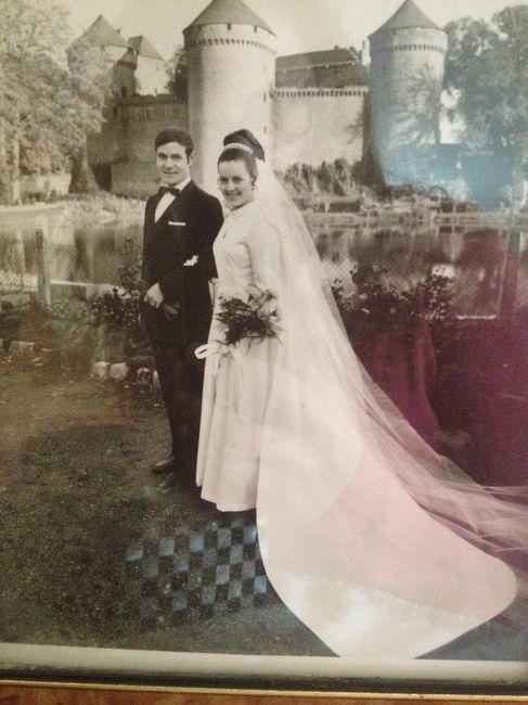 Te marier avec la robe de ta maman pour ou contre ? 2