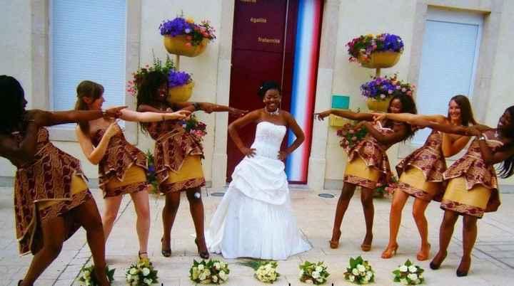 Chronique d'une future mariée n° 6 : vêtir la team de la mariée. - 1