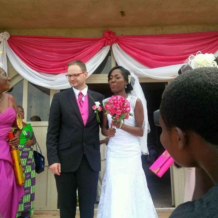 Mon mariage coutumier et civile - 10