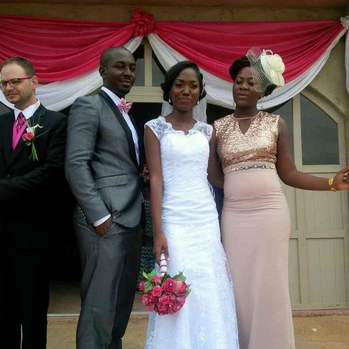 Mon mariage coutumier et civile - 13