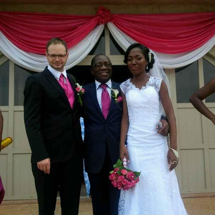 Mon mariage coutumier et civile - 14