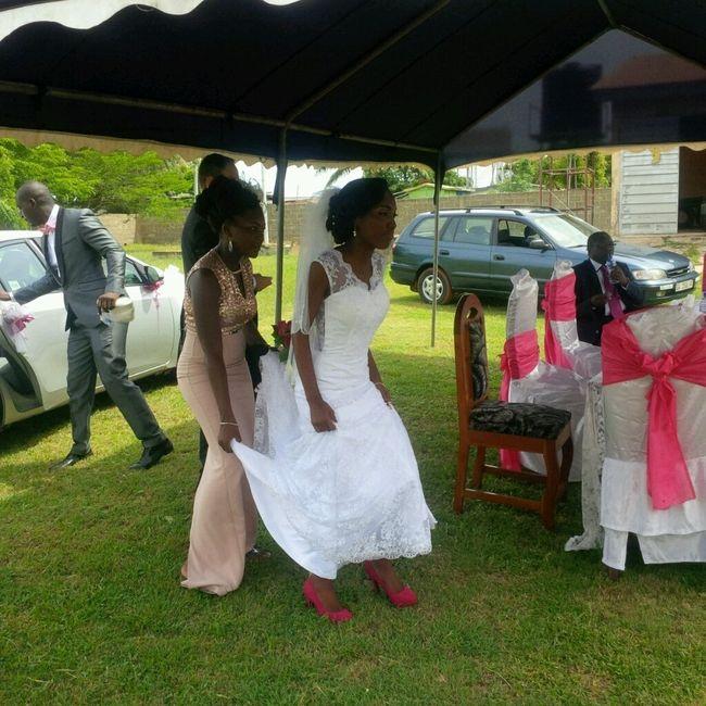 Mon mariage coutumier et civile - 9
