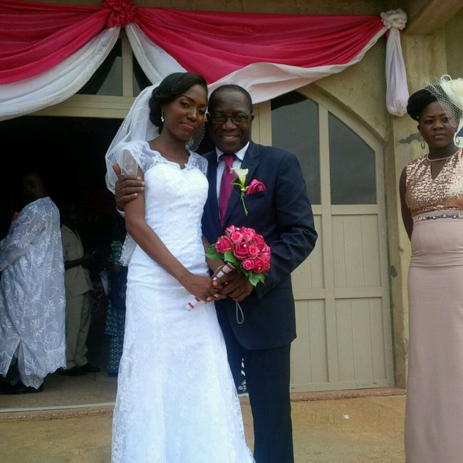 Mon mariage coutumier et civile - 11