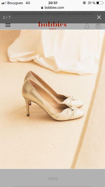panique chaussures 3