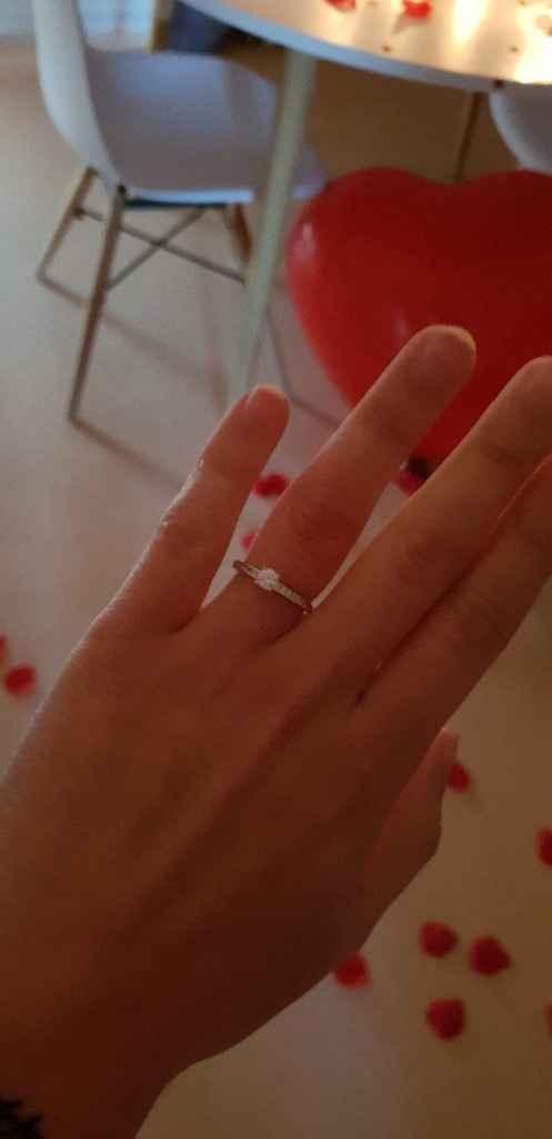 Demande en mariage - 3