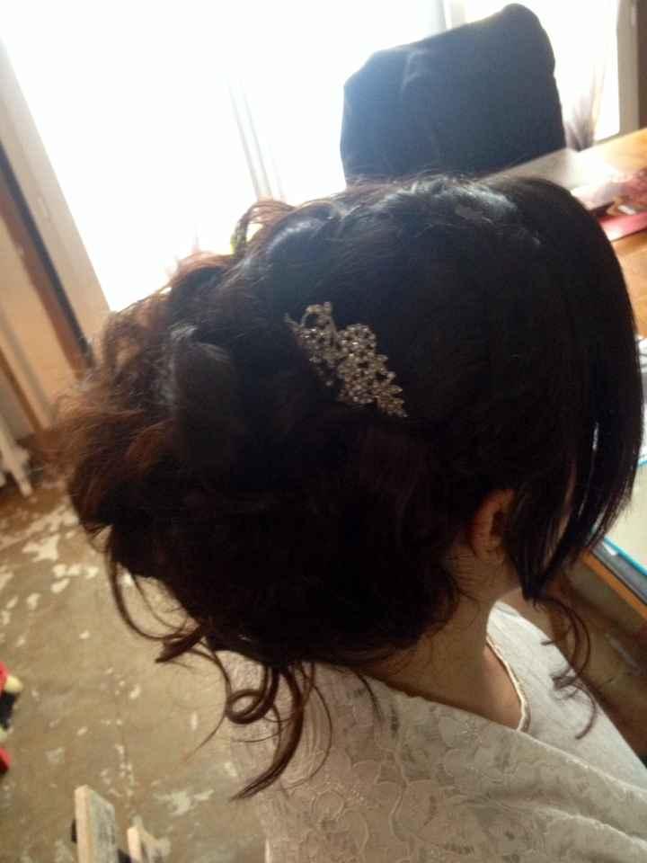 Essais coiffure mairie et eglise - 2