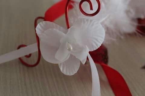 Orchidde sur fil de fer mais ou - 1