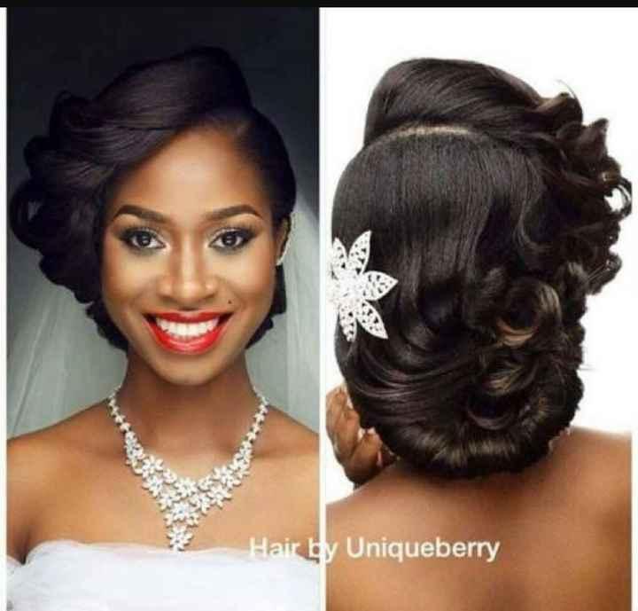 Idées coiffures cheveux afro, métisse et européen - 17