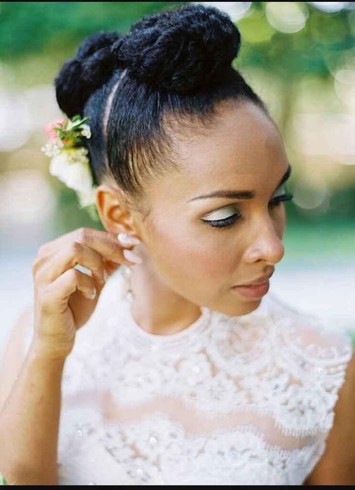 Idées coiffures cheveux afro, métisse et européen - 25