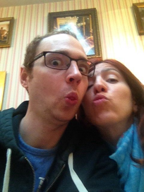 Selfie en couple - 1