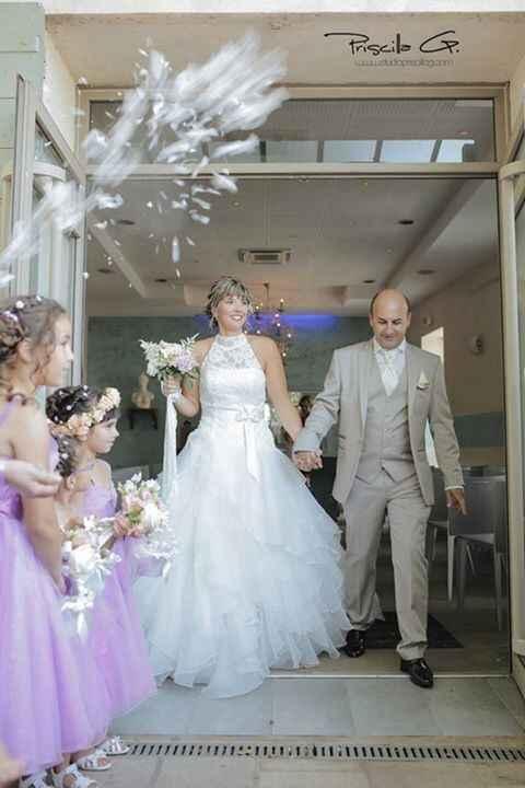 Un petit extrait de ma journée de mariage - 11