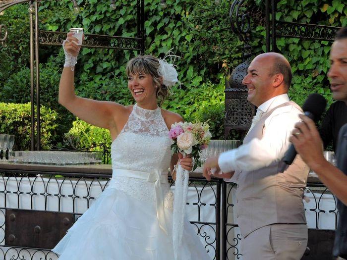 Un petit extrait de ma journée de mariage - 27