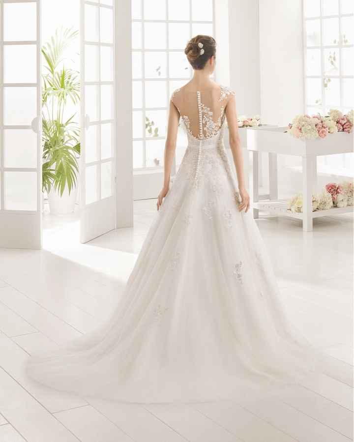 Mon portrait chinois de mariage - La robe de mariée - 2
