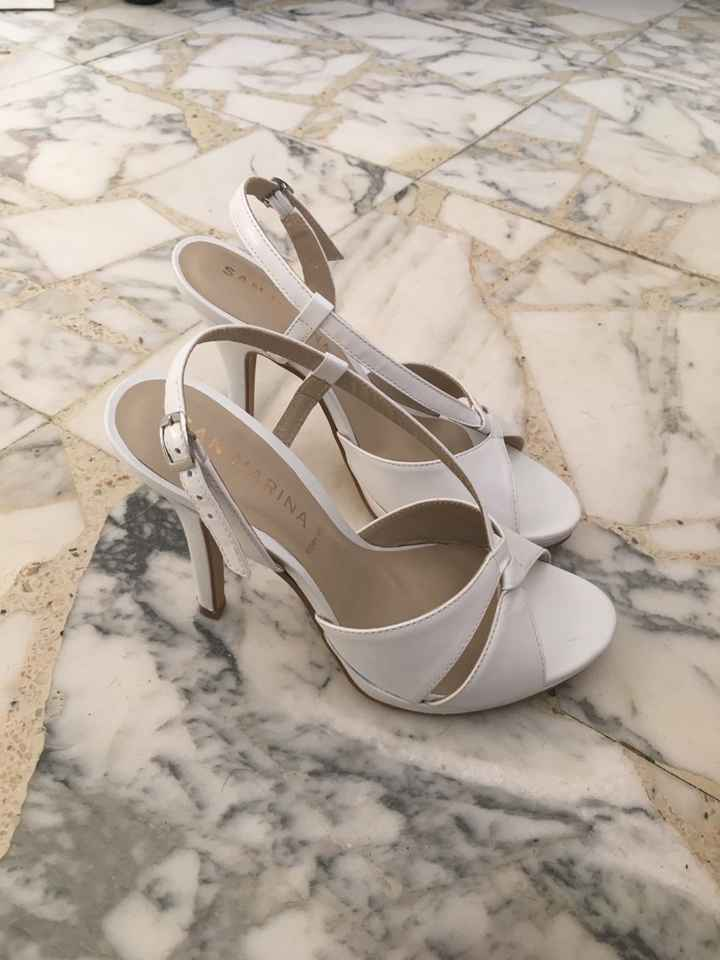 Mes chaussures que j'aime d'amour ! - 1