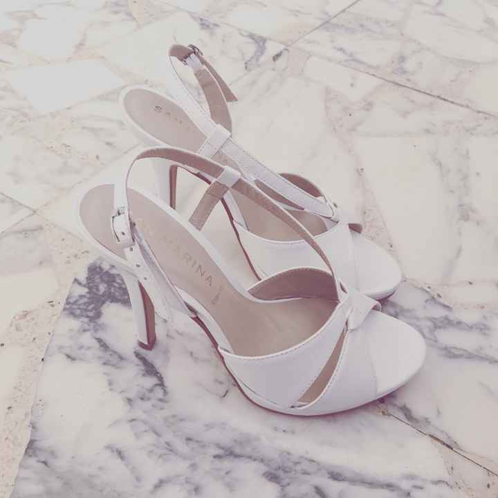 Les chaussures : je désespère.... - 1