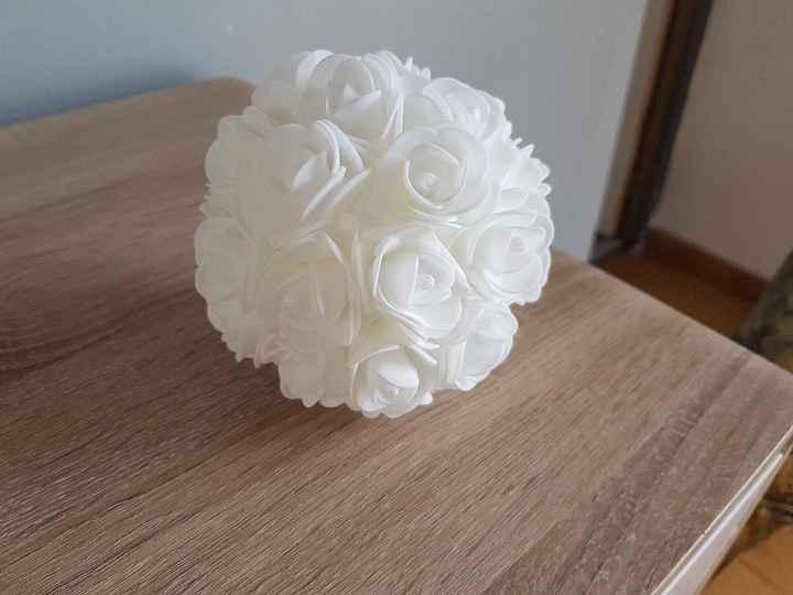 Boule de roses - 2