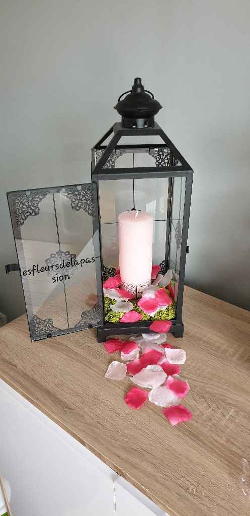 Plan de table,photobooth, centre de table... - 5