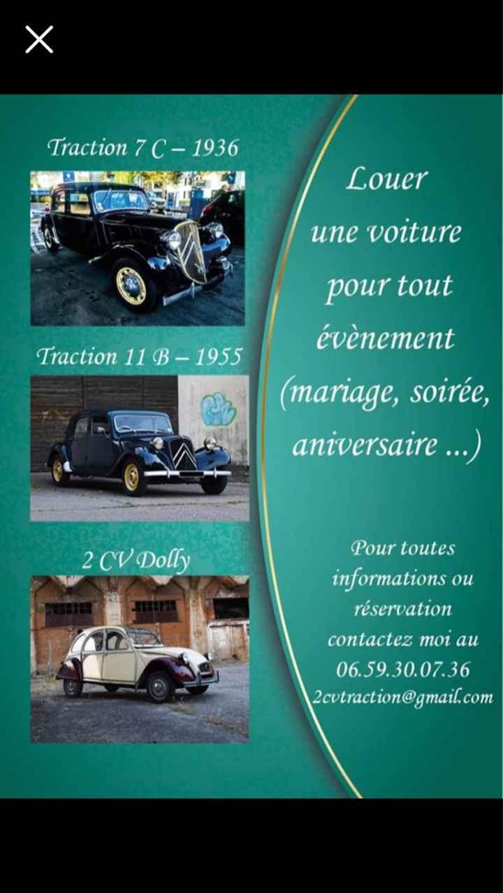 Recherche voiture ancienne 🚘 - 1