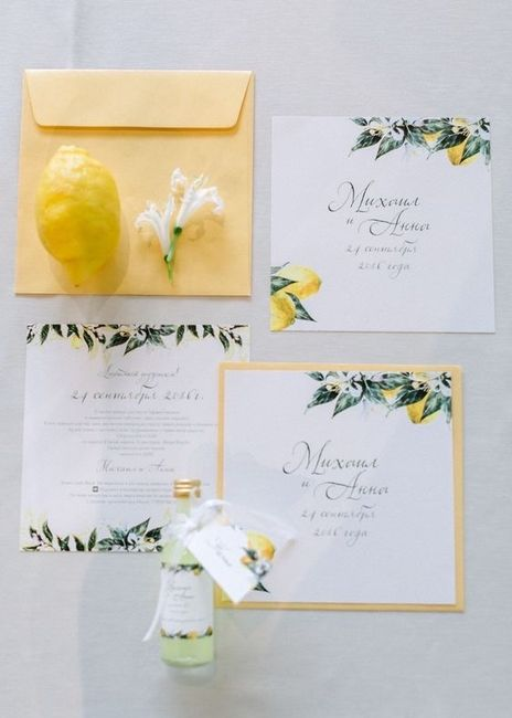 Inspiration citronné 🍋 - 5