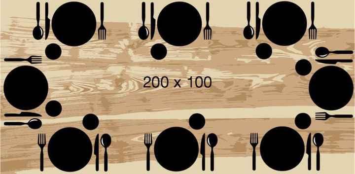 Nombre de convives par tables. - 4