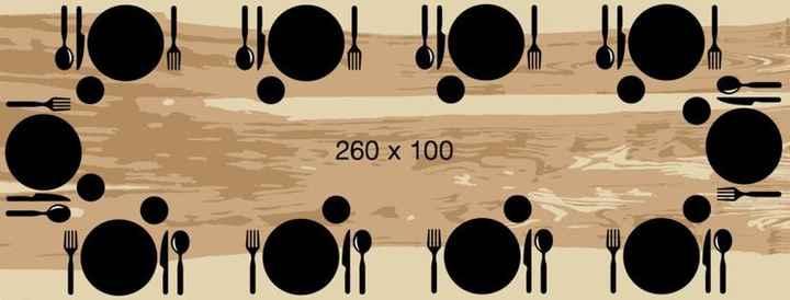 Nombre de convives par tables. - 5