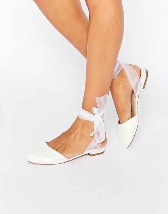 Chaussures à talons 🆚 chaussures plates . - 2